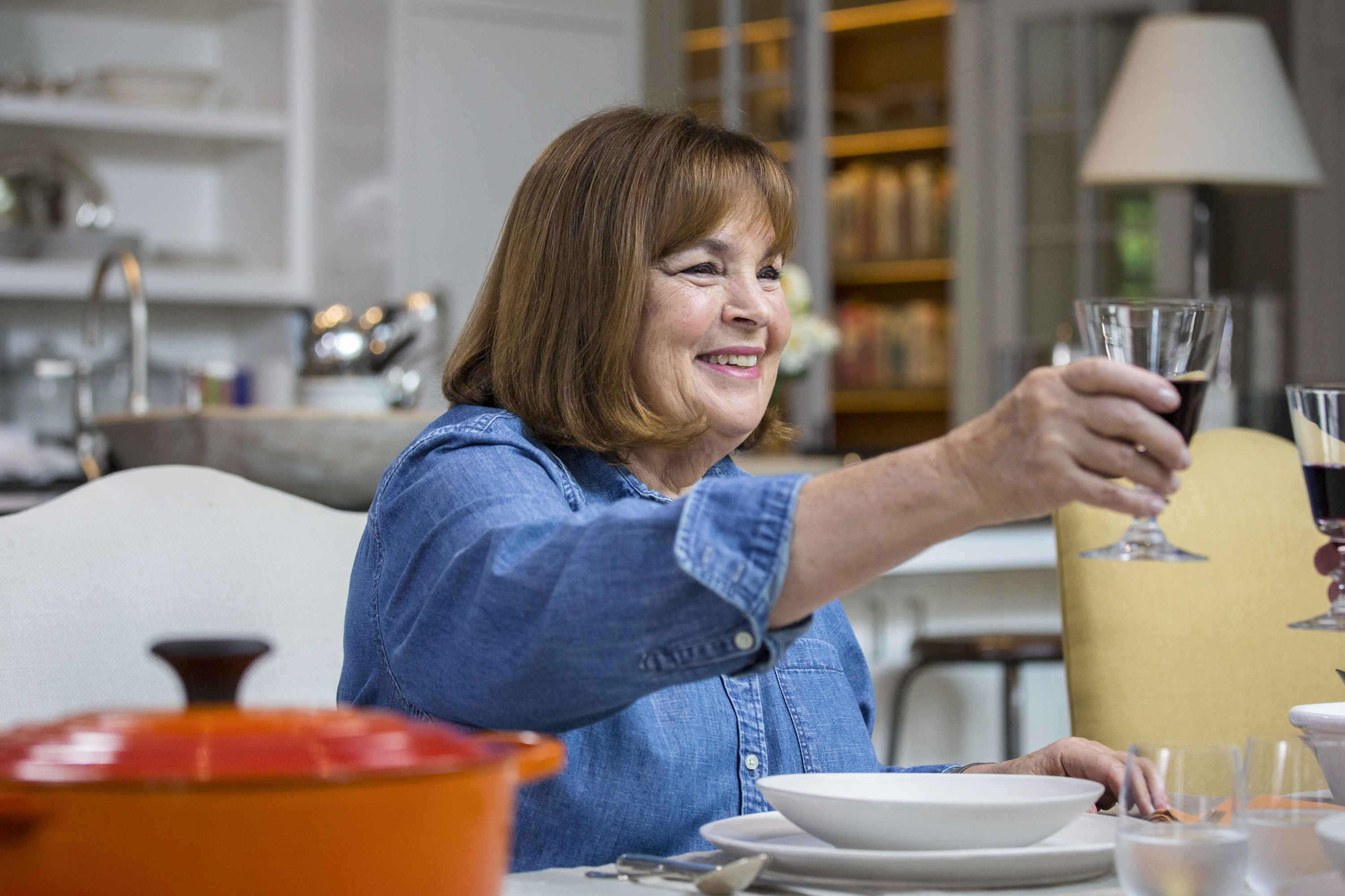 Ina Garten's Net Worth Is Seriously Impressive