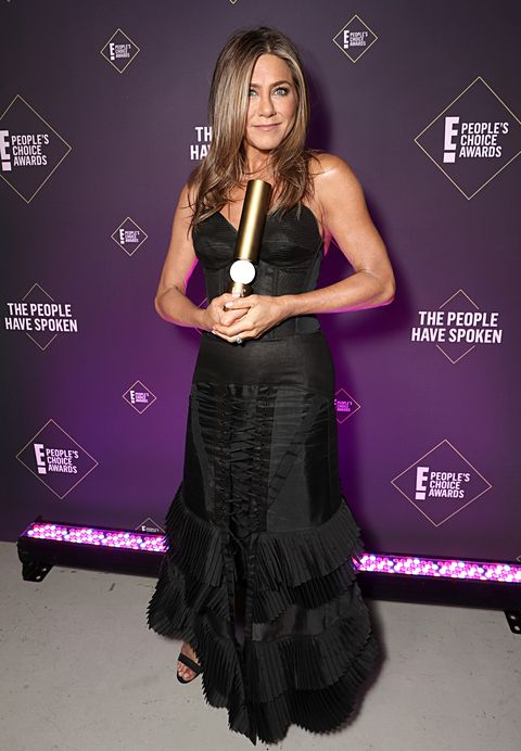 Jennifer Aniston en los  People's Choice Awards 2019