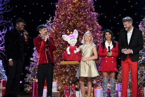 Various Artists - NBC Celebrity Christmas (CD) - Amoeba Music