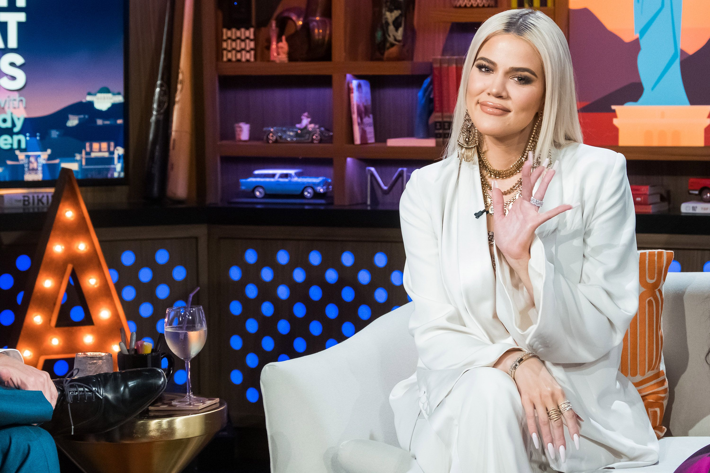 Khloé Kardashian Said Co-Parenting With Tristan Thompson Sucks But He's a 'Great Person'