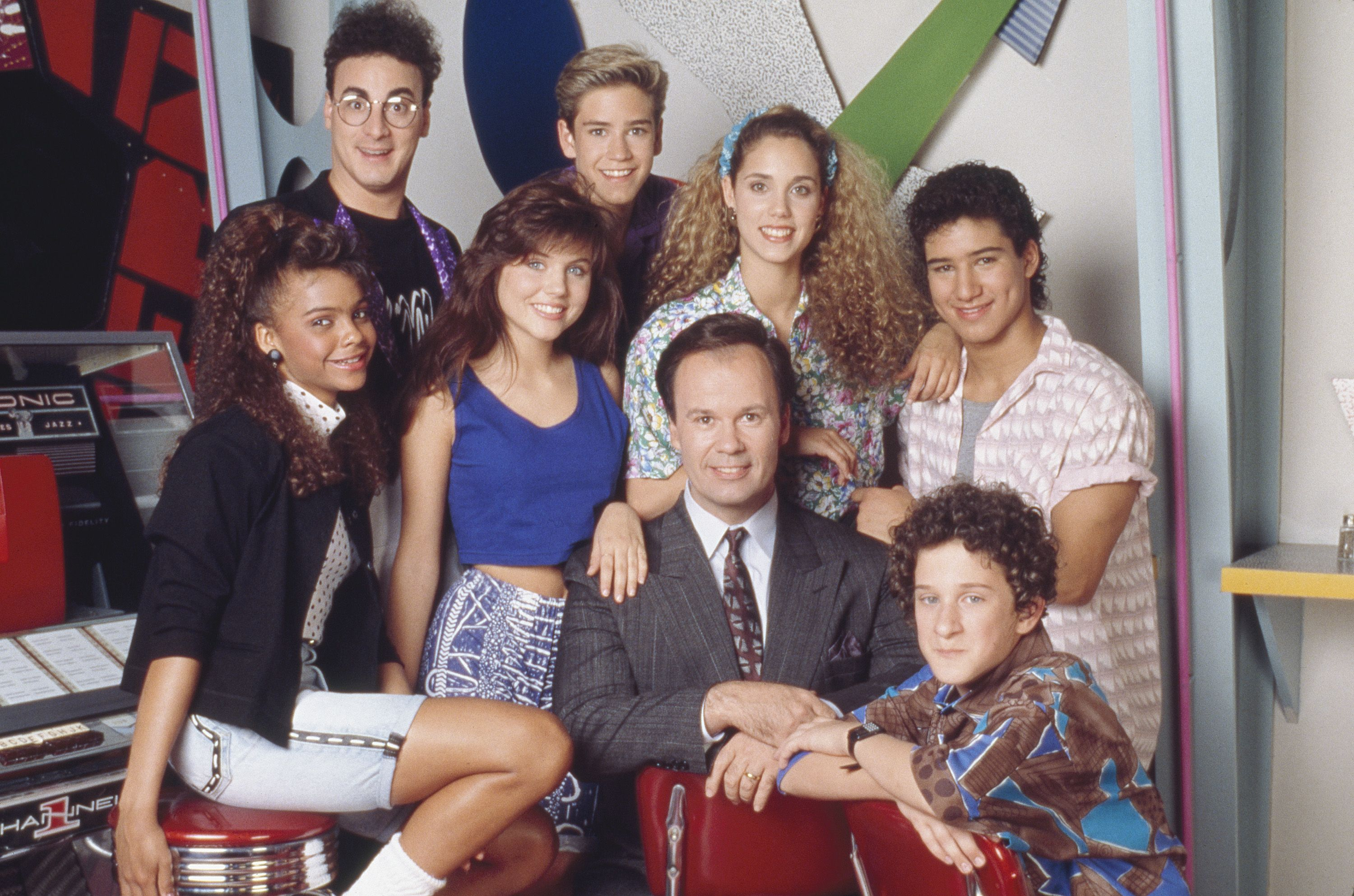 Revivals of 'Saved By the Bell' and 'Punky Brewster' Are Headed to NBC's New Streaming Service