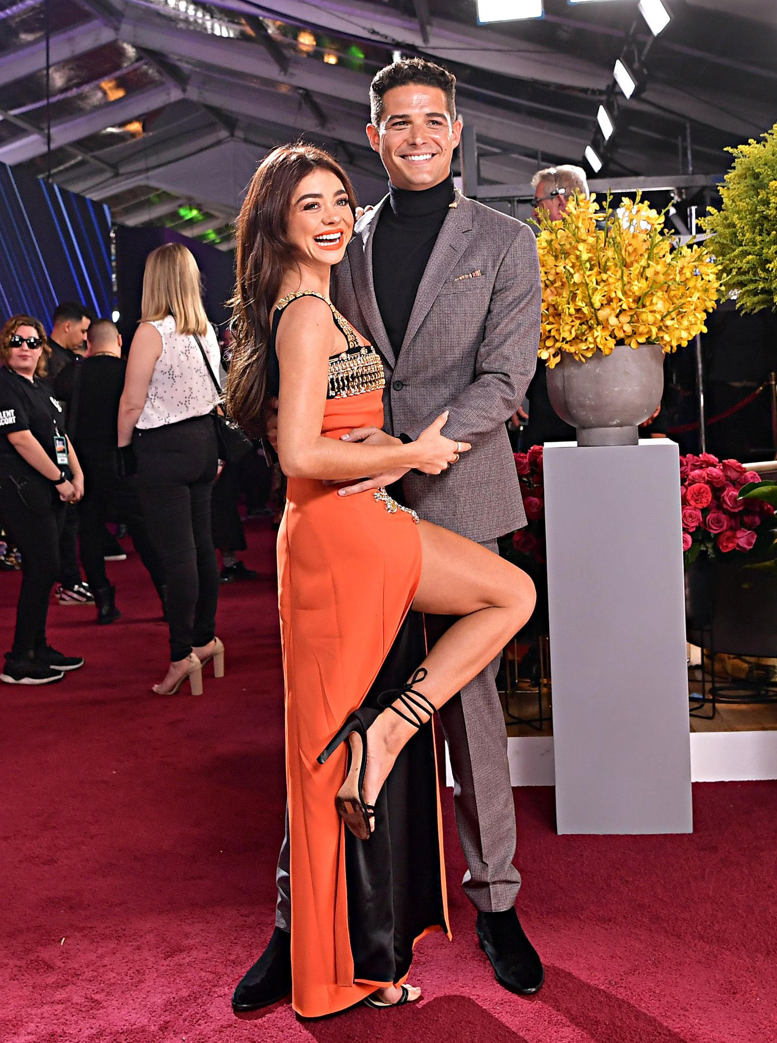 Sarah Hyland And Wells Adams Have The Most Adorable Relationship Timeline