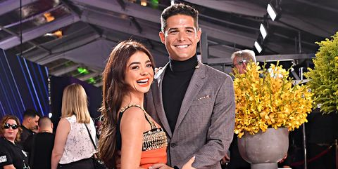 Sarah Hyland Shares Her Skin-Clearing Secrets and How She Fell for Wells Adams