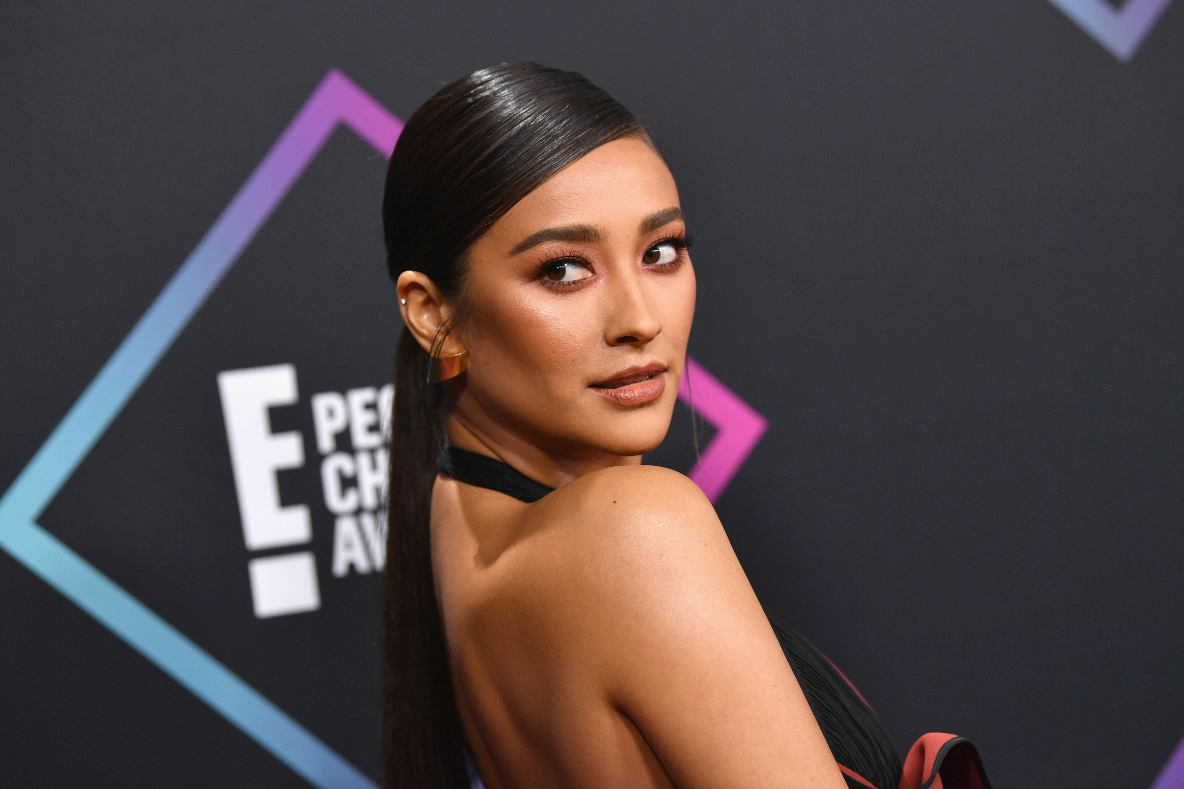 People's Choice Awards 2018 Celebrity Red