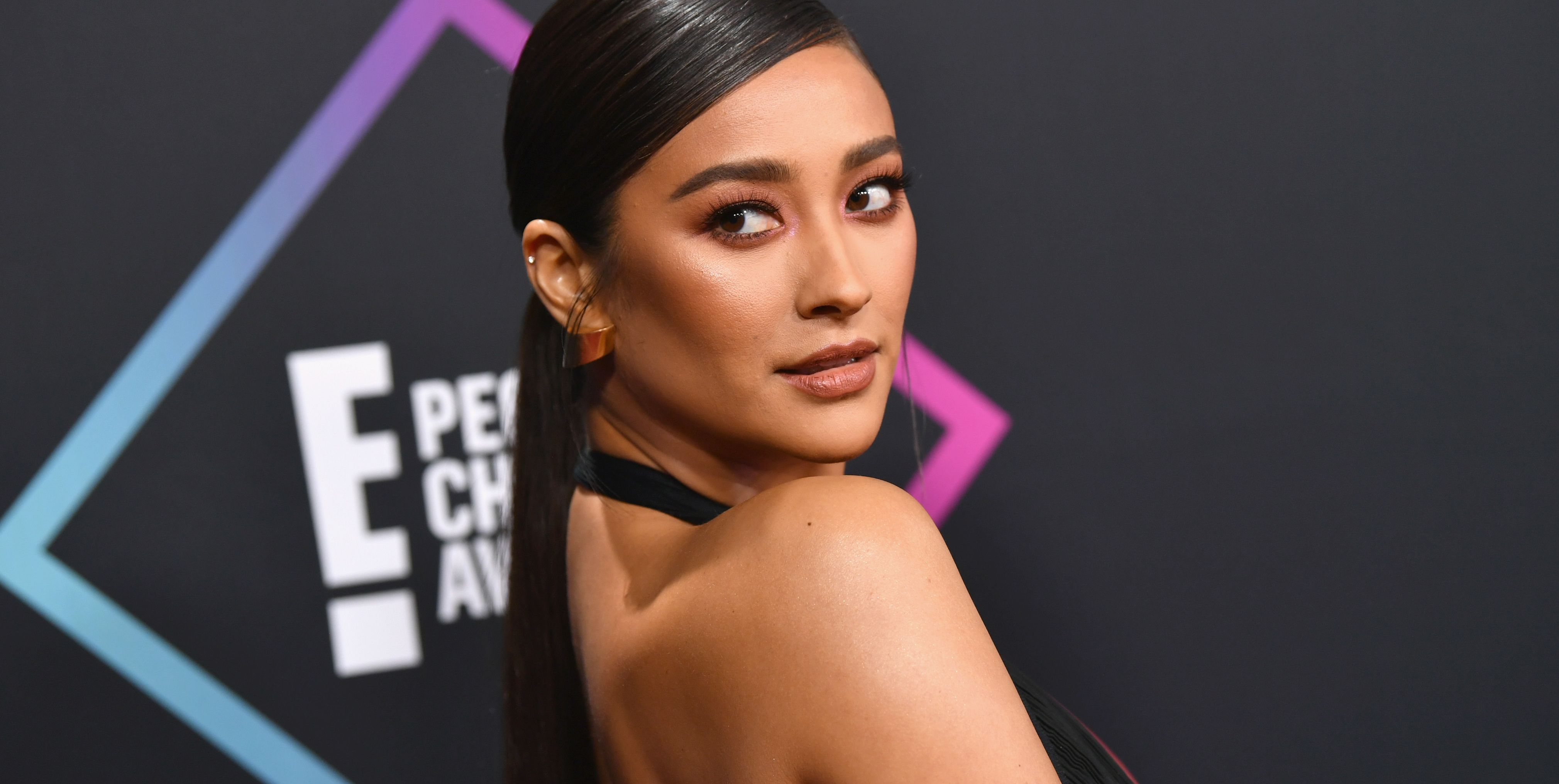 maquillage de Shay Mitchell