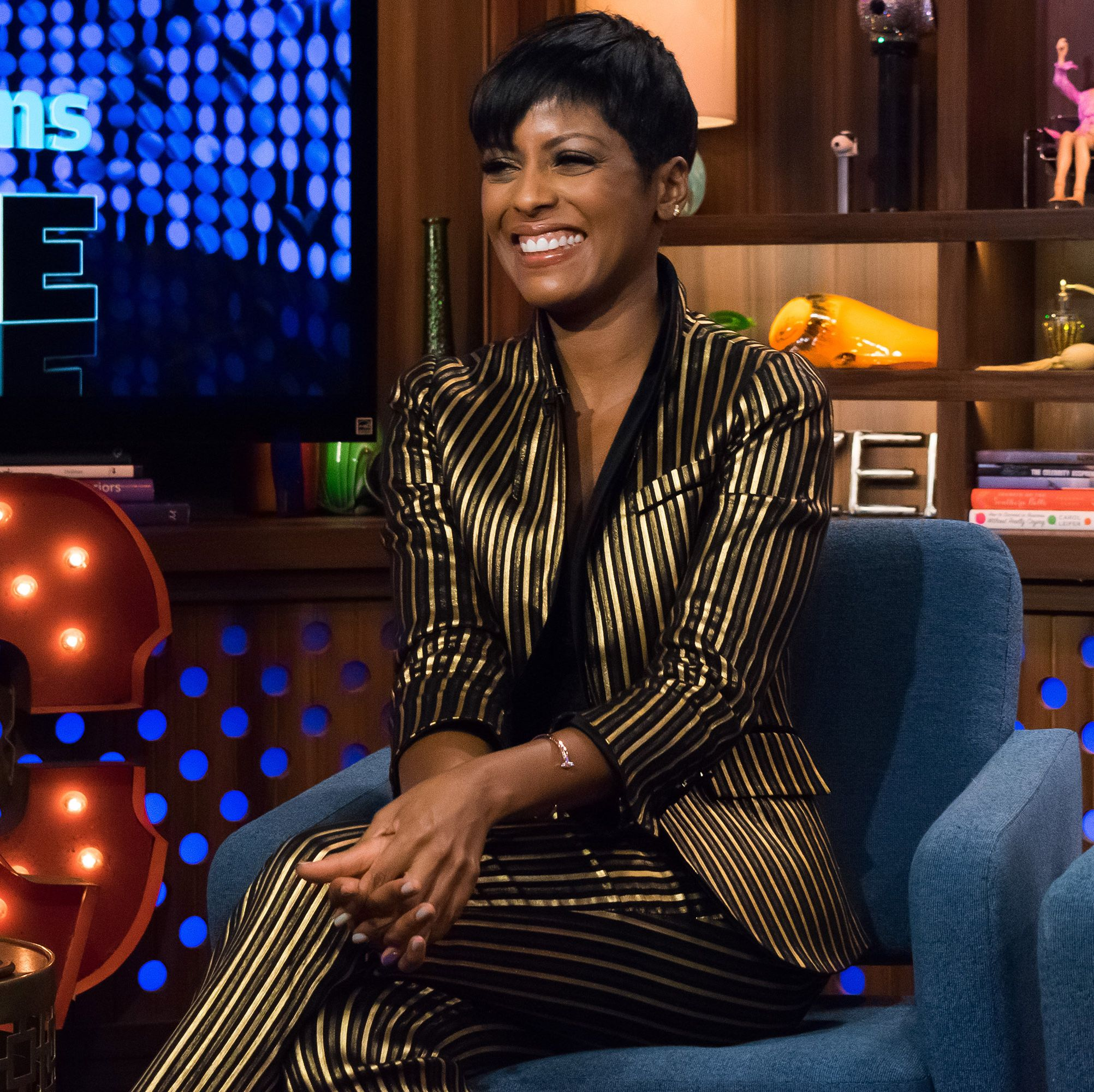 Tamron Hall Kept Her Pregnancy a Secret for Months—and for Good Reason