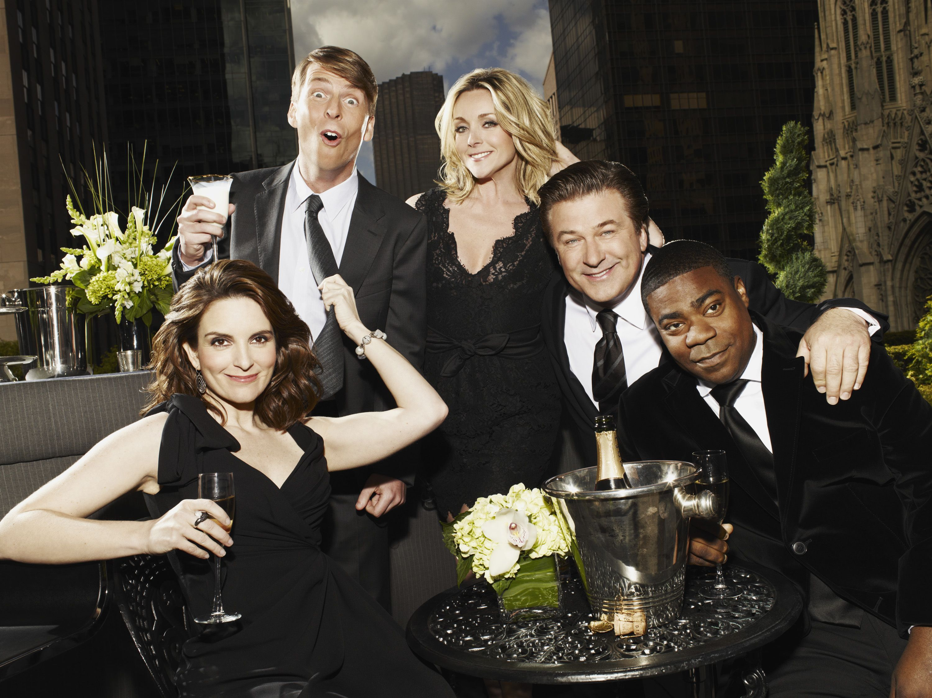 30 Rock Is the Best Show to Fall Asleep to