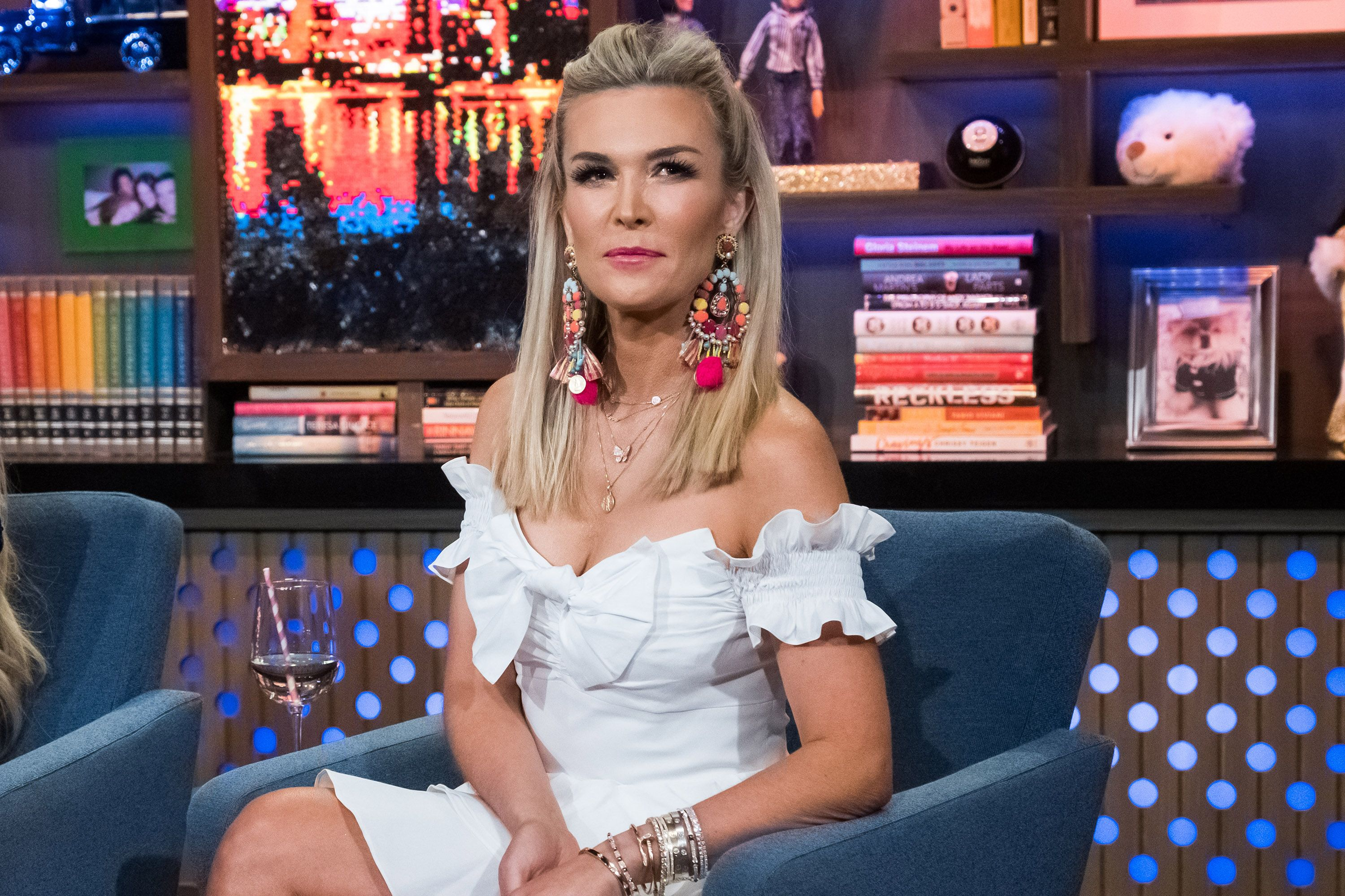 Tinsley Mortimer's Relationship History Is Filled With More Drama Than A 'RHONY' Reunion