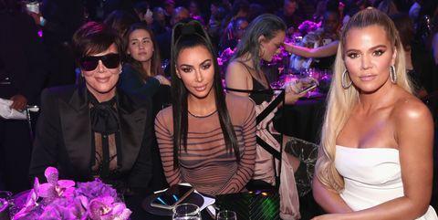 Khloe, Kim, and Kris
