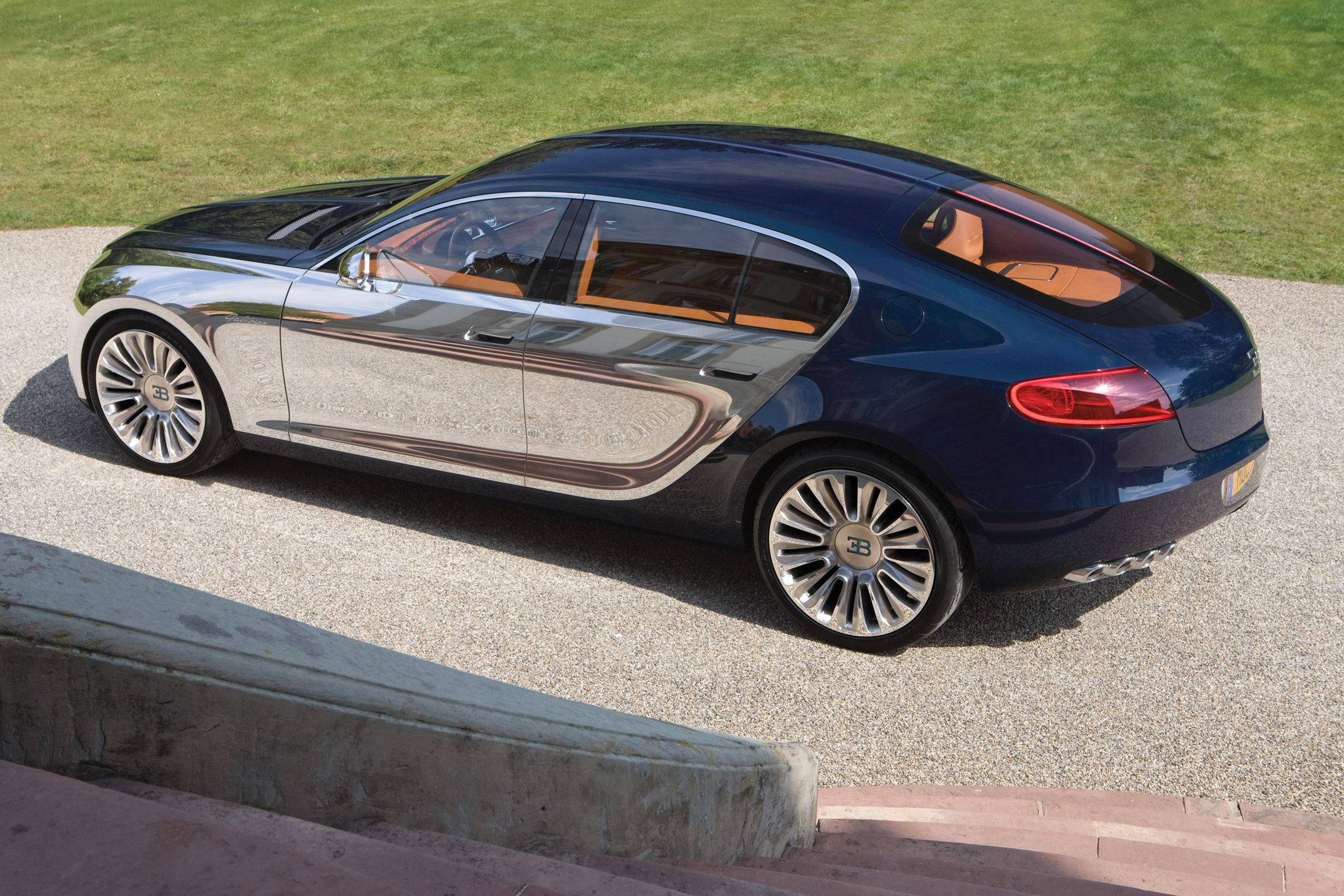 Bugatti's Next Car Could Reportedly Be a Four-Seat EV That's Under $1 Million