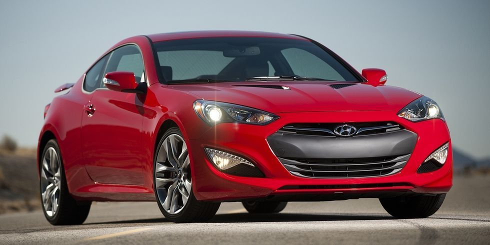 Genesis Is Working On A Real Two Seat Sports Car