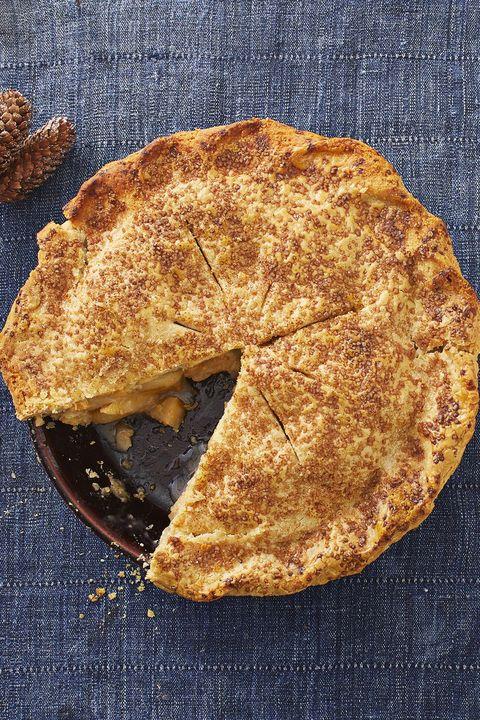 pie recipes spiced apple