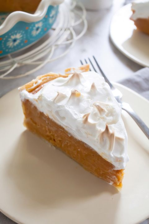 pie recipes sweet potato meringue