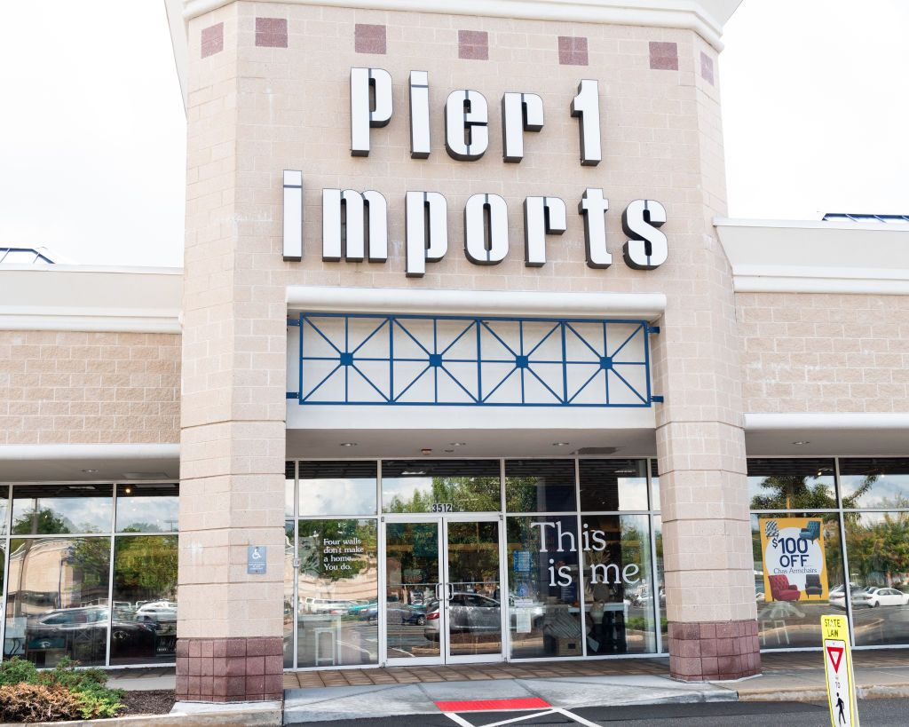 Pier 1 Is Closing Nearly Half of Its Stores So You Better Stock Up on Decor Now