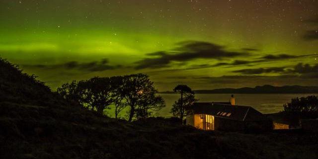 Pier House - Isle of Mull - Northern Lights - Savills