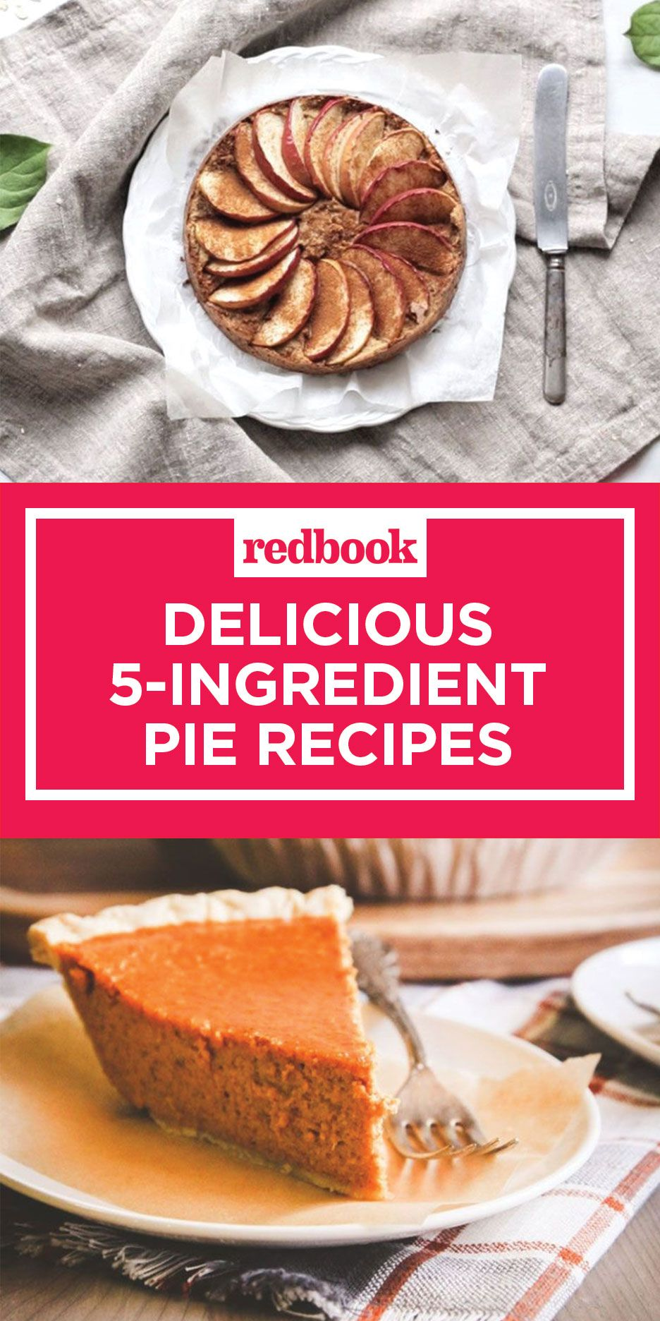 5-ingredient pie recipes