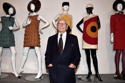 法國設計師皮爾卡登去世 享耆壽98歲