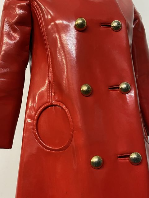 1960s pierre cardin raincoat
