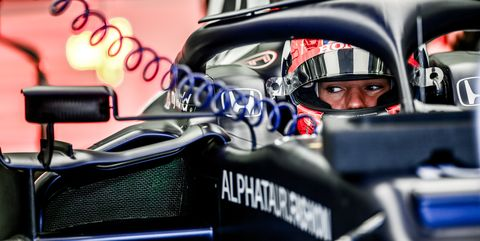 formula 1 testing in bahrain   day 3