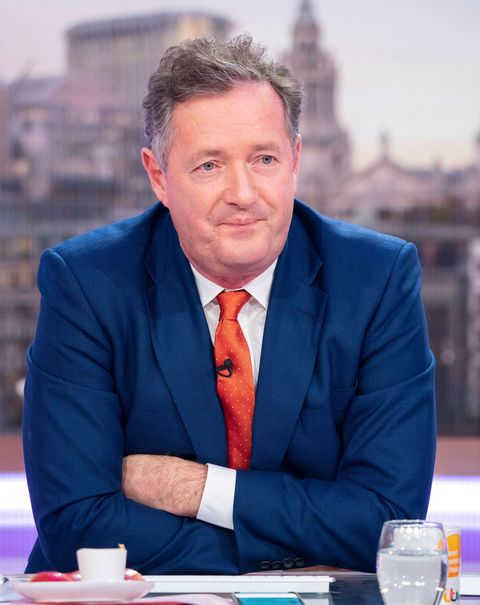 """Piers Morgan is now feuding with Jameela Jamil who calls him a """"giant pile of wank"""""""