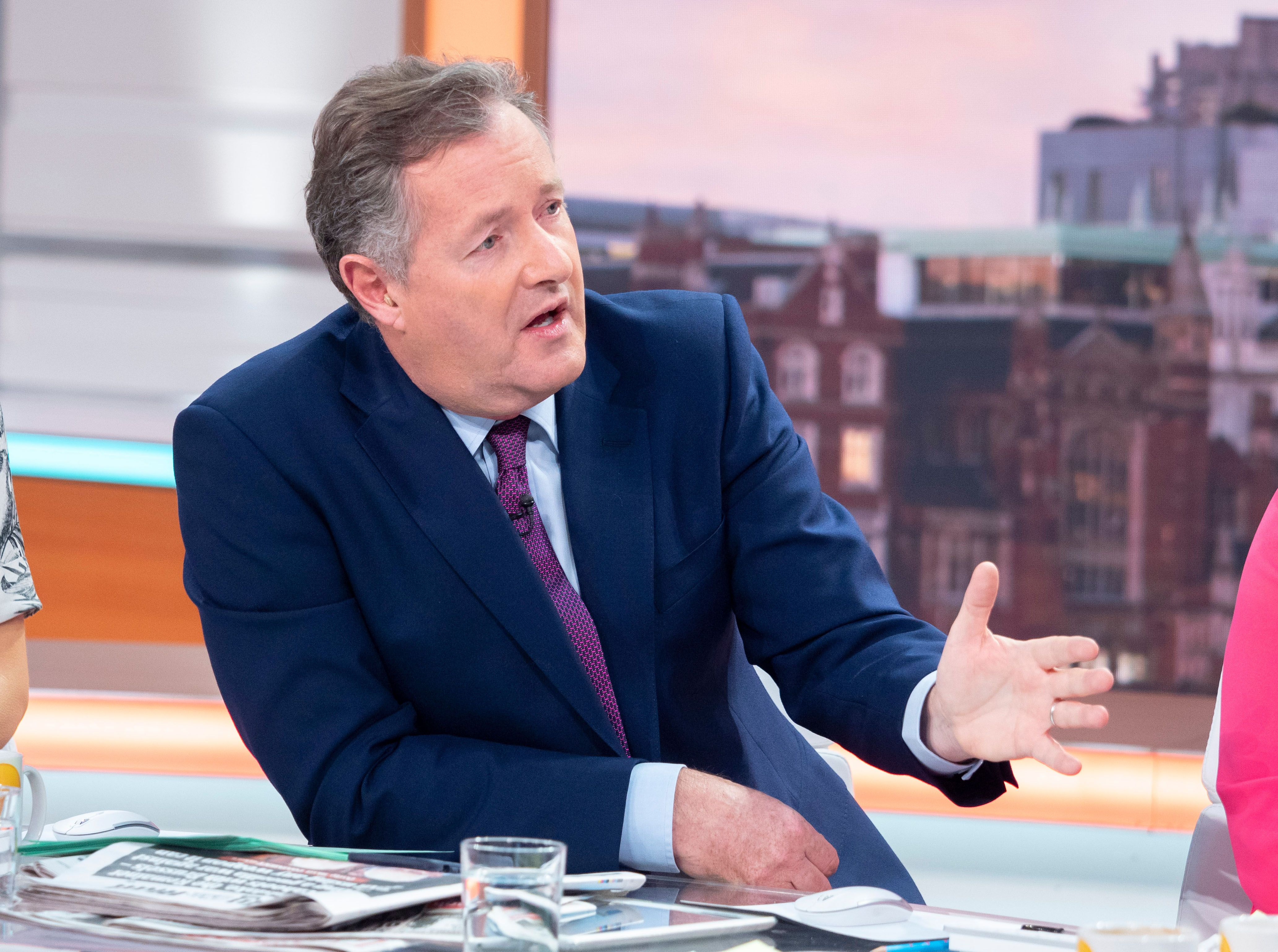 Piers Morgan agrees to go on I'm a Celebrity... Get Me Out of Here on one condition