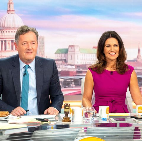 BBC Breakfast's Dan Walker apologises to Susanna Reid over rivalry claims