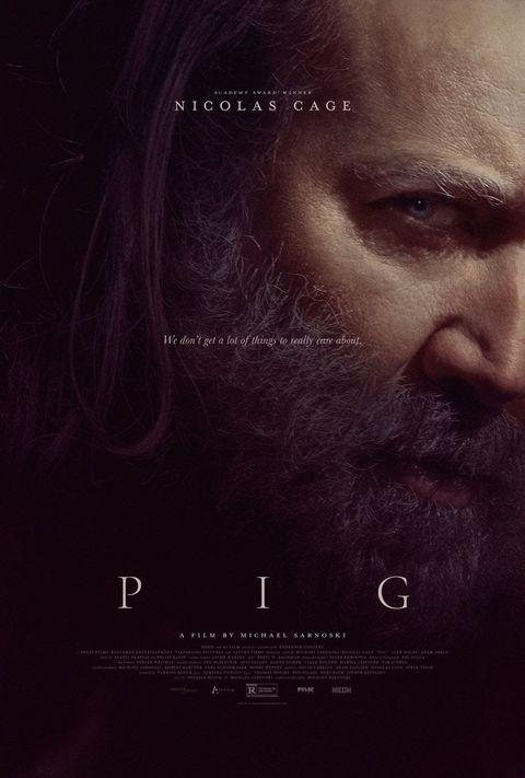 Trailer de 'Pig', la de Nicolas Cage y su cerda