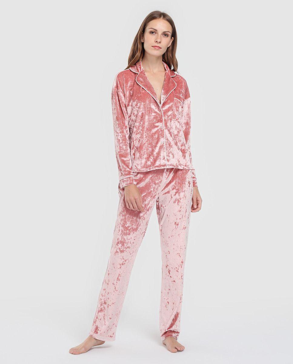 b4e2986c0c60 15 pijamas con los que desearás que llegue el frío - Pijamas invierno mujer
