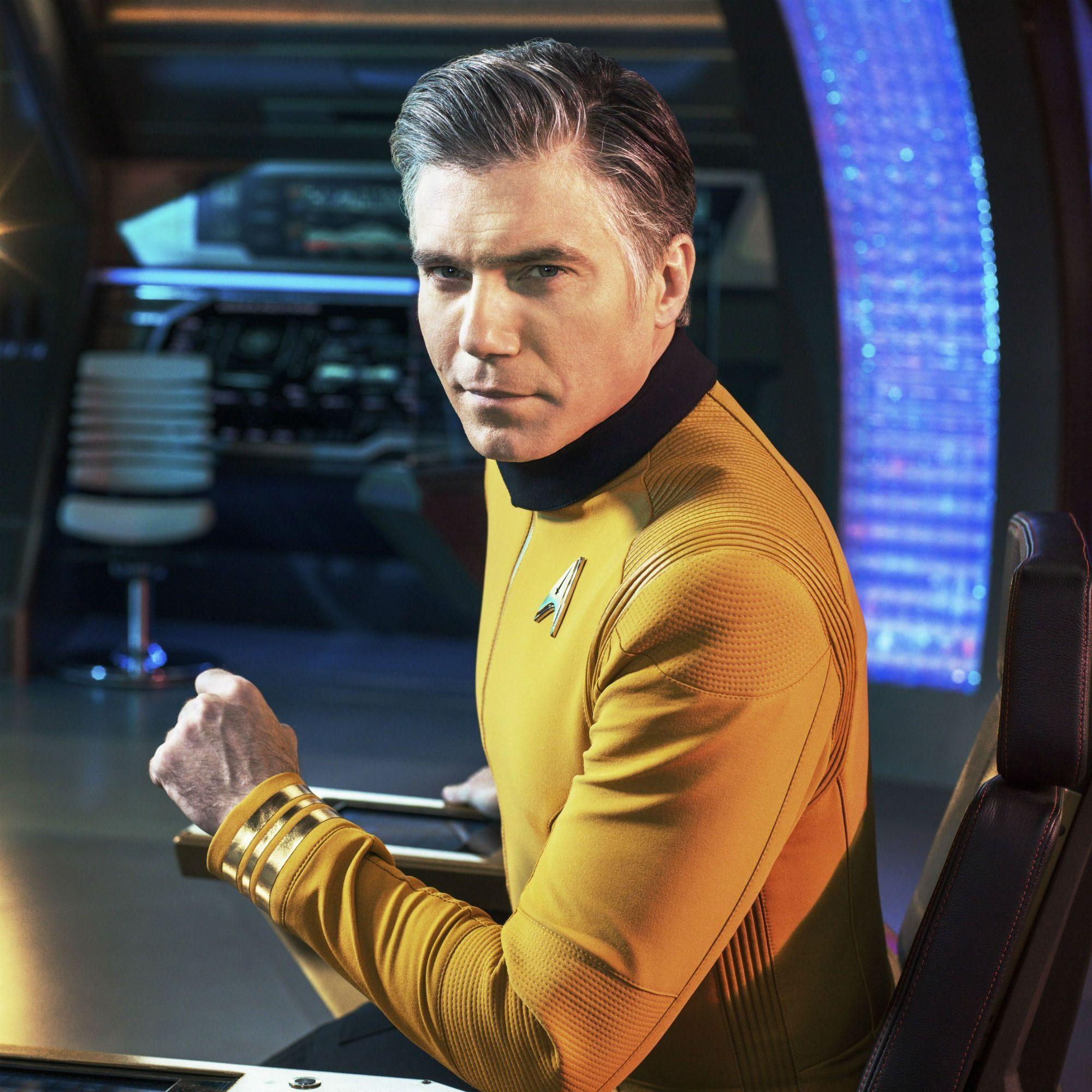 Watch Star Trek: Discovery's Captain Pike return in new Short Treks trailer