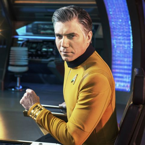 Star Trek is officially bringing back Captain Pike and Spock for new adventures
