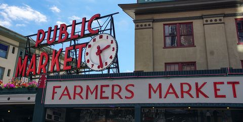 Pike Place Market – Seattle, Washington