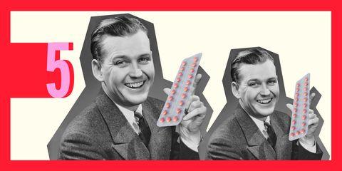 Man, anticonceptie, de pil, de pil voor mannen