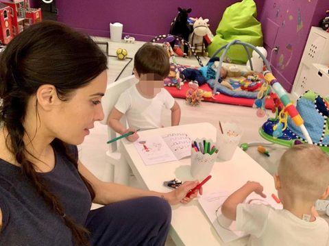 Child, Learning, Play, Ear, Adaptation, Kindergarten, Event, Finger, Toddler, Visual arts,
