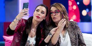 Pilar Rubio le enseña a Toñi Moreno cómo tener más seguidores en Instagram