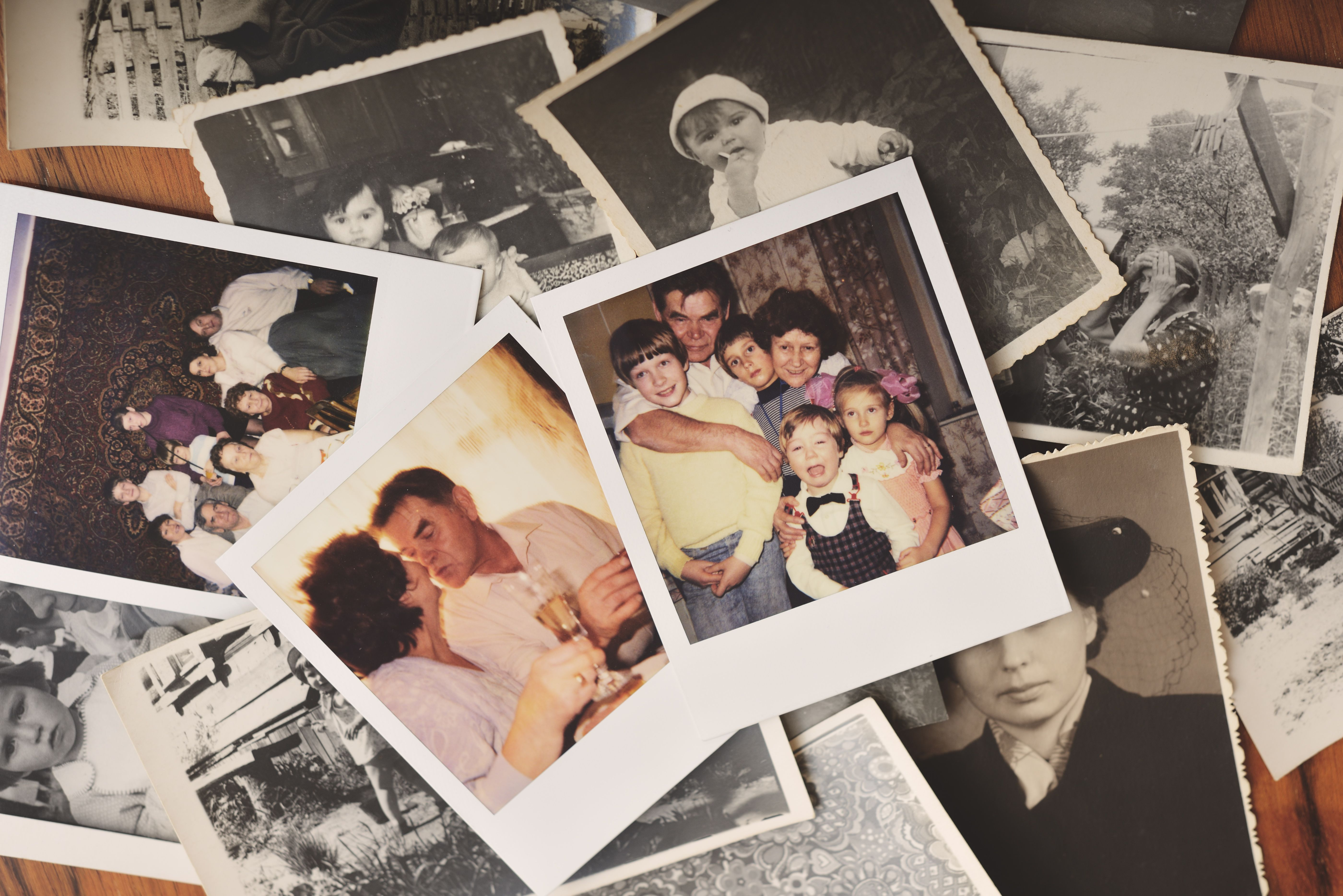 We're Losing Generations of Family History Because We Don't Share Our Stories