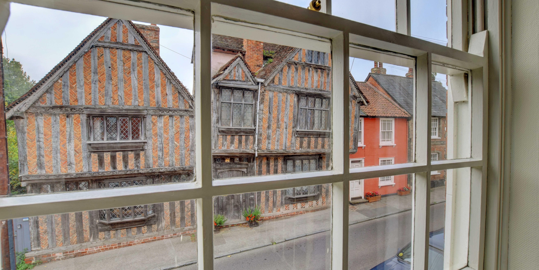 Pilgrims - Lavenham - Suffolk - Harry Potter - view - Original Cottages