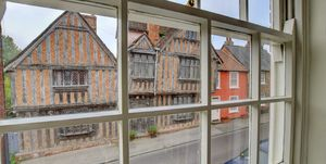 Pilgrims - Lavenham - Suffolk - Harry Potter - view - Original Cottages