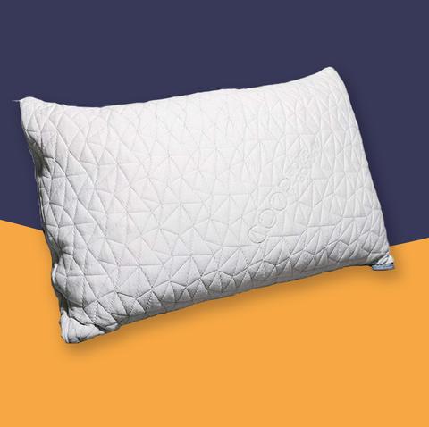 Pillow, Bedding, Blue, Product, Cushion, Textile, Linens, Furniture, Throw pillow, Rectangle,