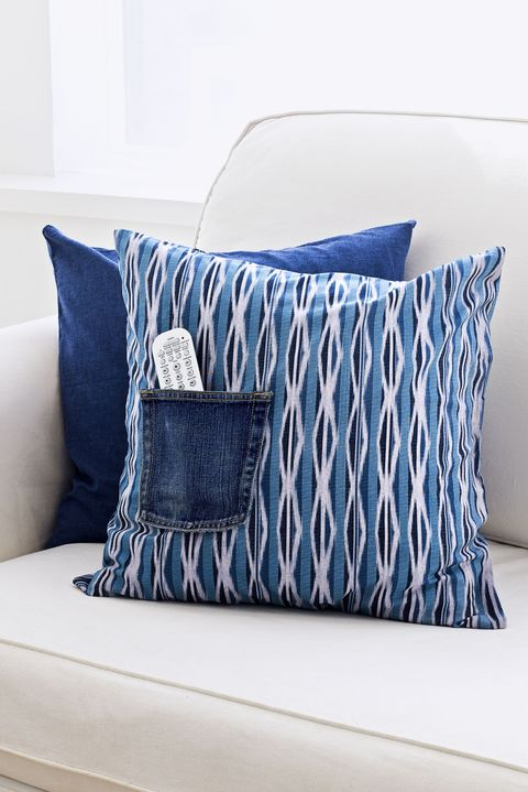 Pillow Pocket - DIY Home Decor