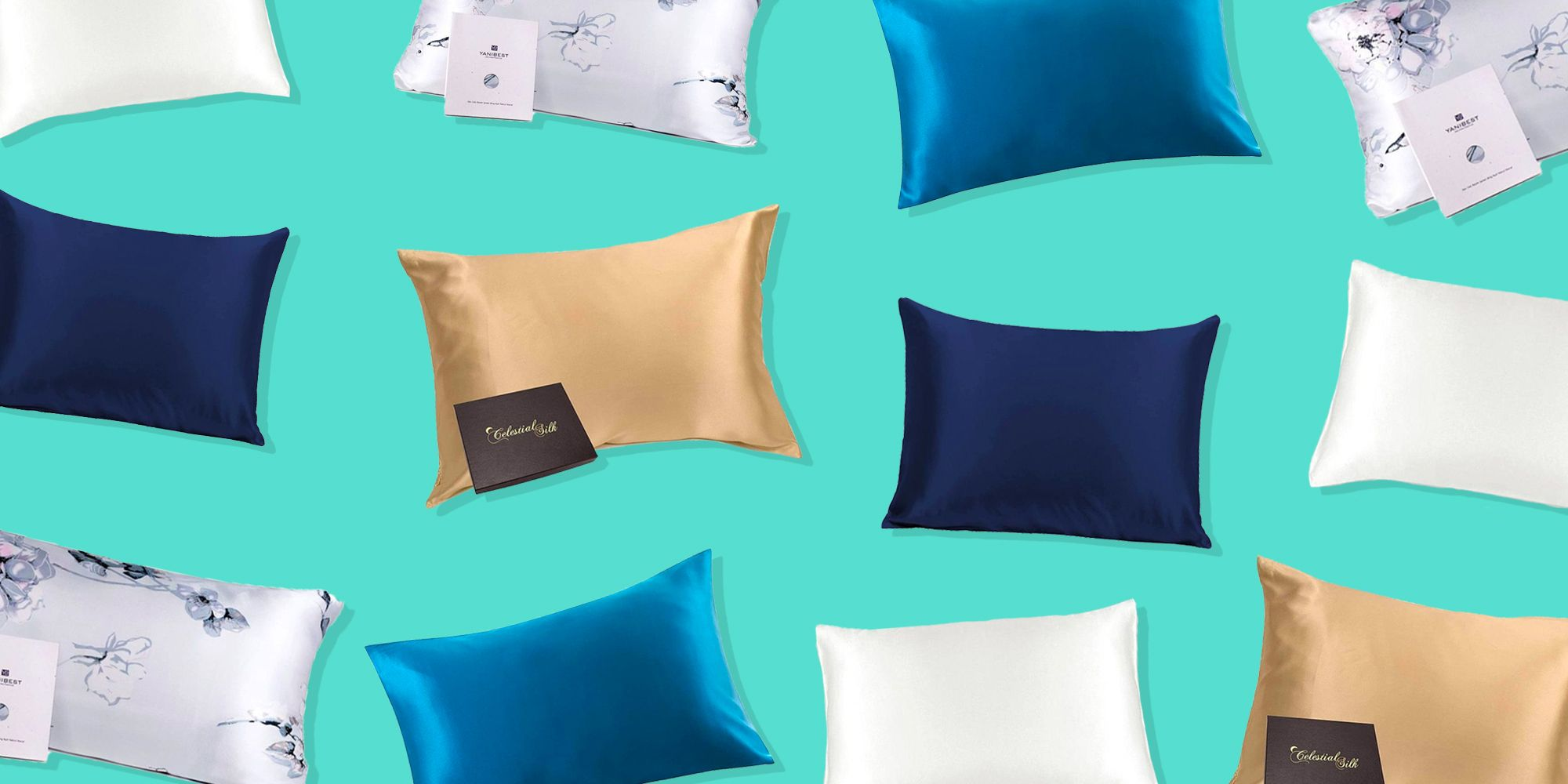 Picture of: 15 Best Silk Pillowcases For Better Hair And Skin 2020