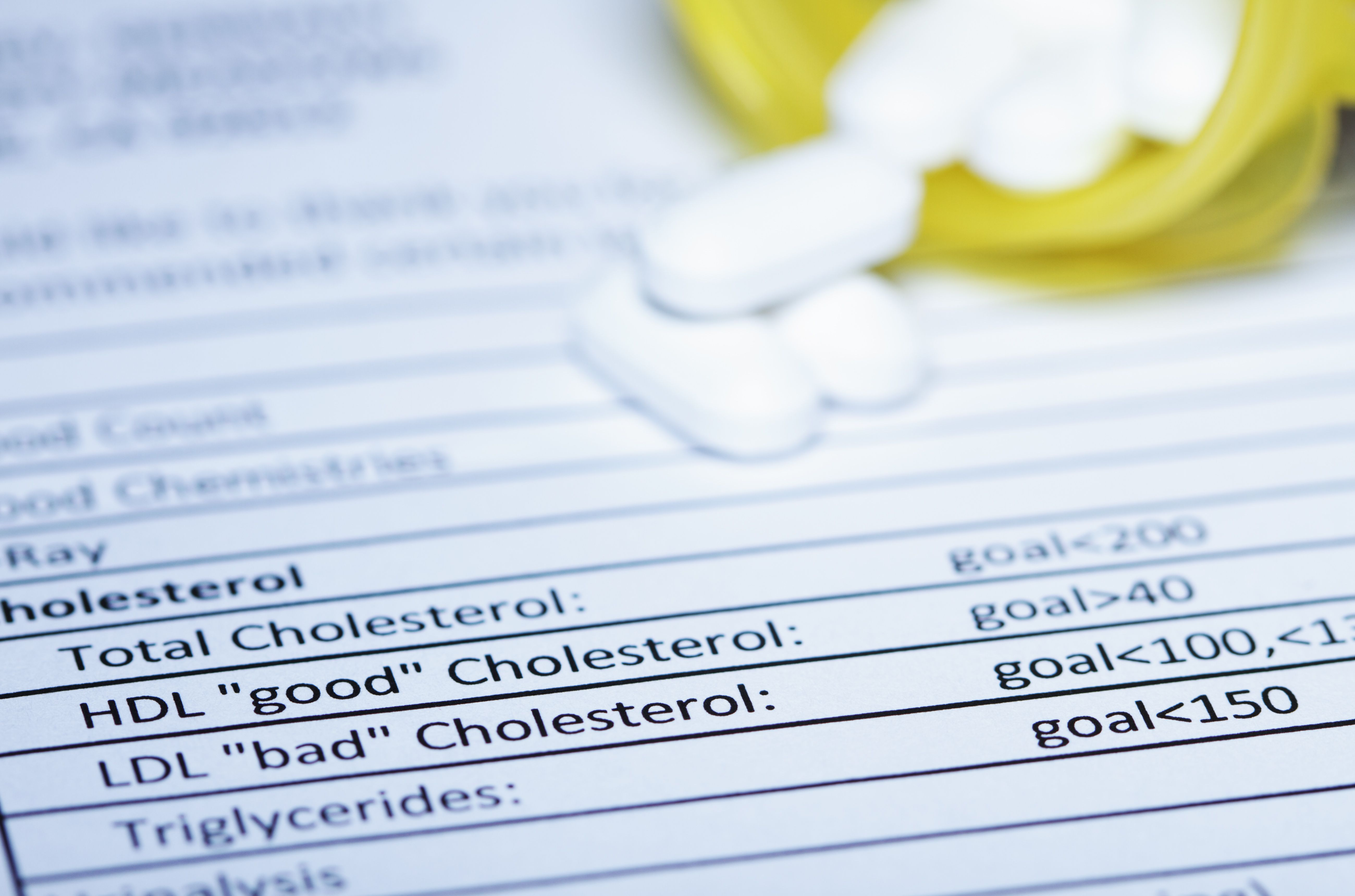 What's the Difference Between Good and Bad Cholesterol?