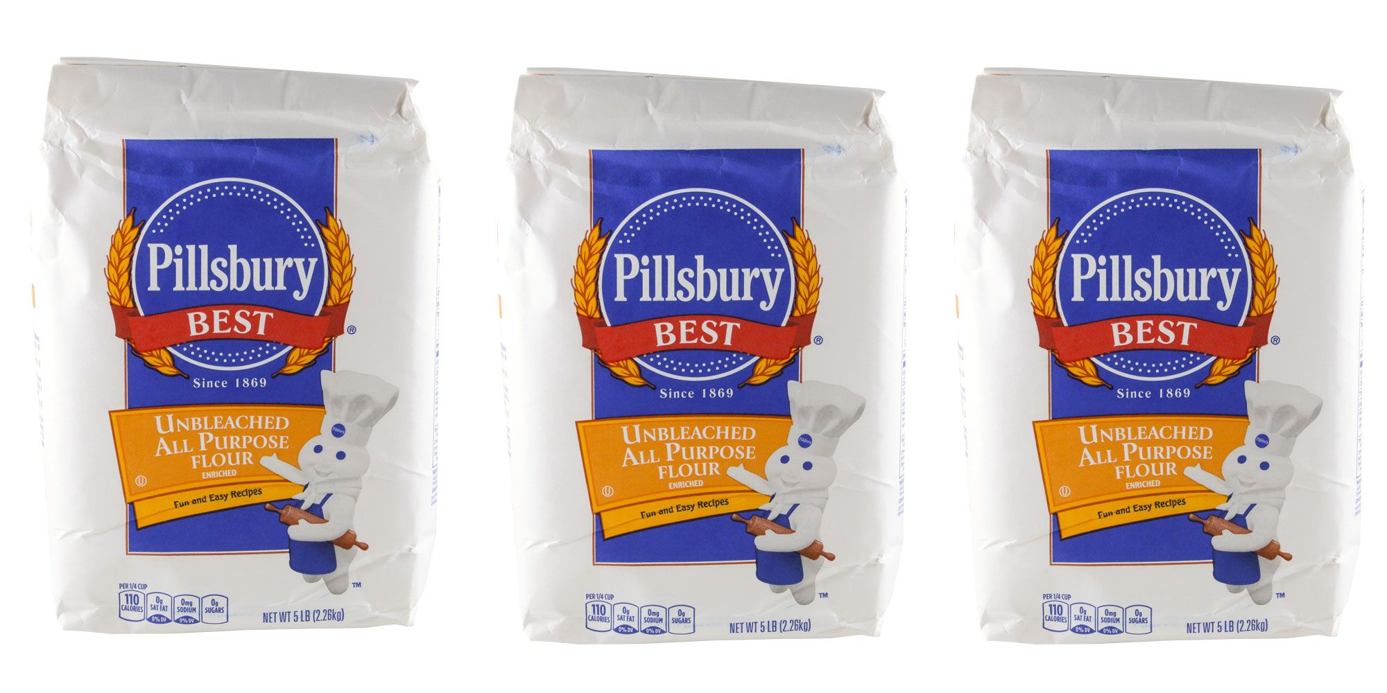 Pillsbury Flour Recall Due To Salmonella Risk