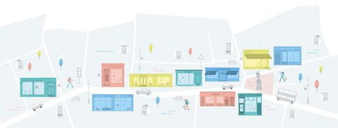 Product, House, Room, Architecture, Building, Illustration, Diagram,