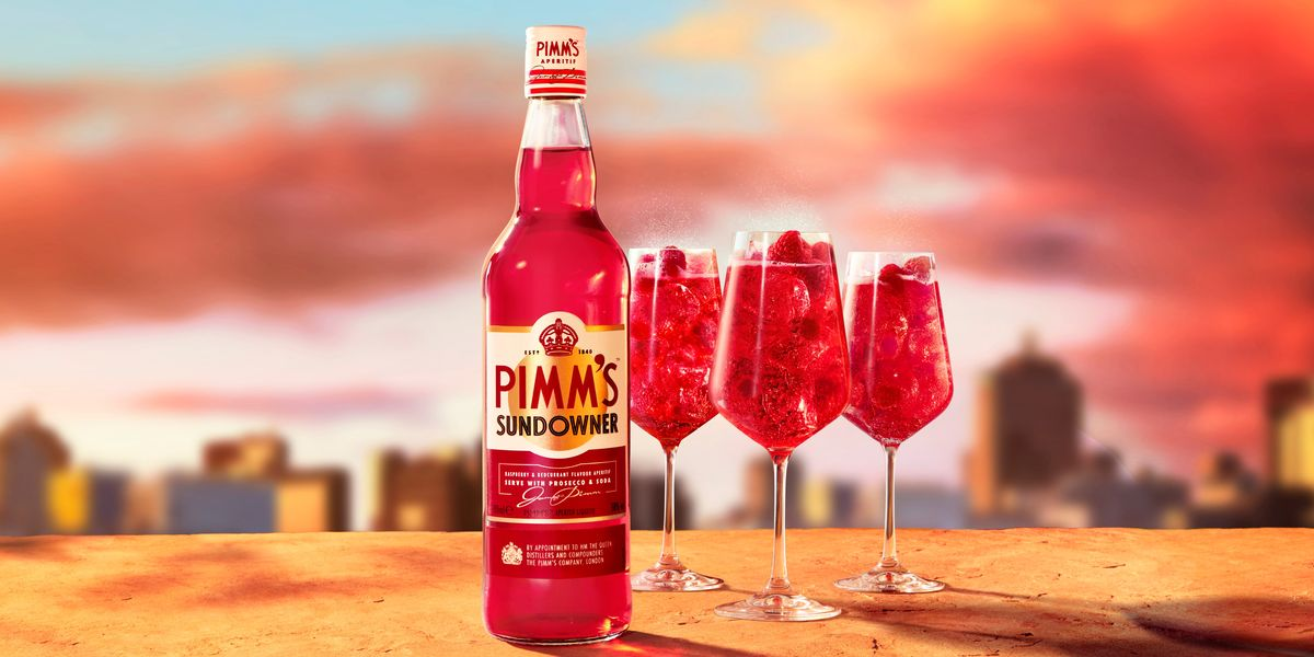 Pimm's New Summer Flavour Is All We'll Be Drinking In 2021