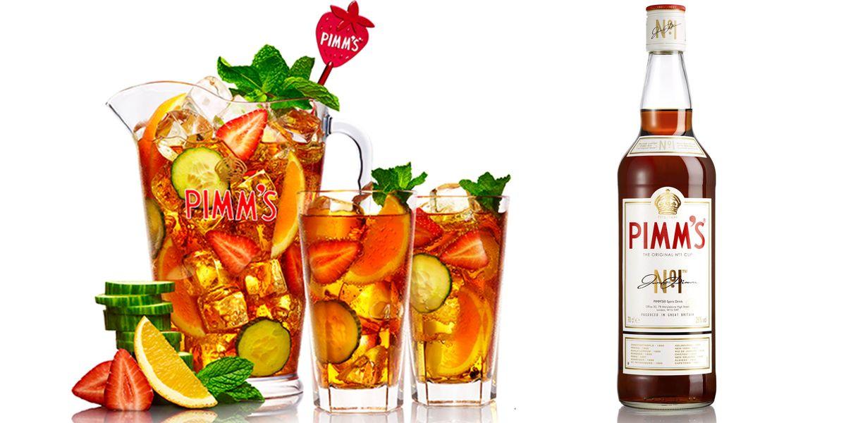5 Best Cocktails With Pimm S No 1 Liqueur Easy Pimm S