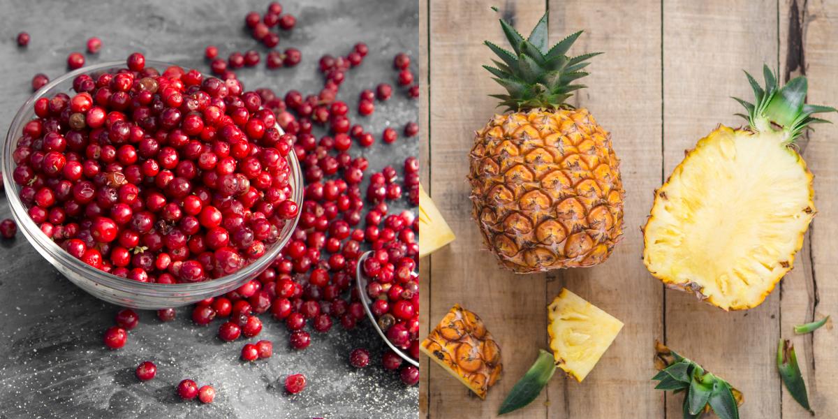 體臭,除臭,私密處,鳳梨,健康飲食,保健品,私密處發臭,蔓越莓,私密處保養,私密處發炎,私密處保養,pineapple,蔓越莓錠,保健食品,體內環保