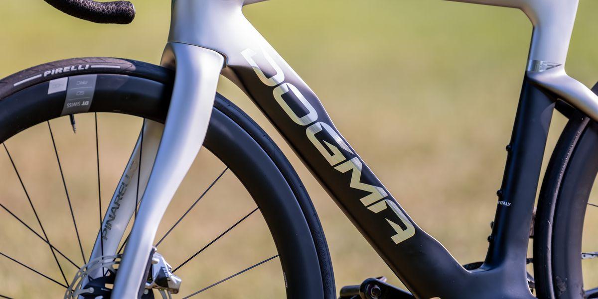 A Race Bike Like No Other—Pinarello's Remarkable Dogma F
