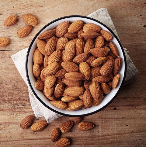 pine nut substitute almonds
