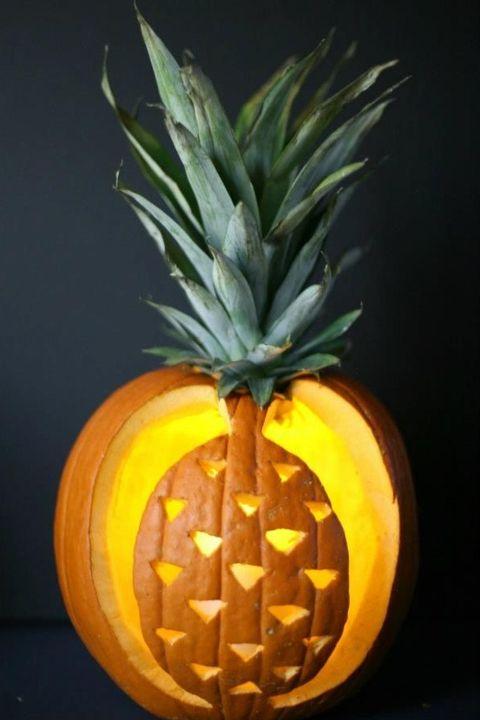 Pretty Pumpkin Carving Ideas