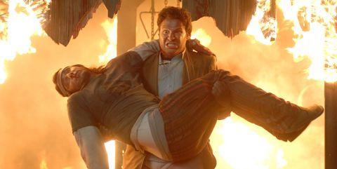 Heat, Fire, Human, Fictional character, Muscle, Event, Flame, Superhero,
